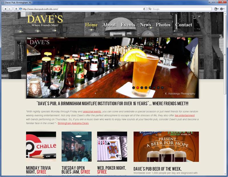 Dave's Pub