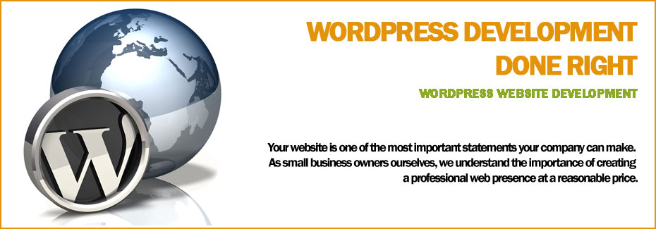 WordPress Website Development - CONTRIVE