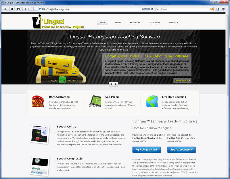 Ecommerce web design i lingua language software contrive for Website planning tool