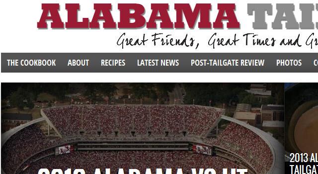 Alabama Tailgate