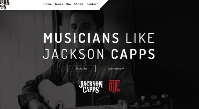 Jackson Capps – Official