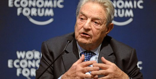 George Soros Just Launched A Scathing Attack On Google And Facebook