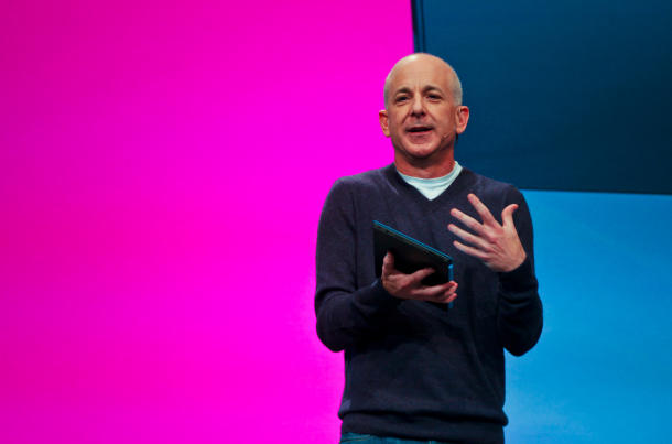 Microsoft Surface: Not really a tablet or a laptop