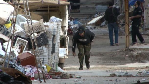 Blackout: Syria vanishes from Internet