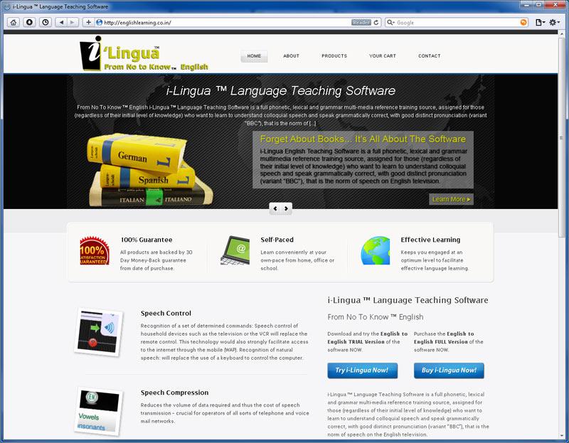 i-Lingua Language Software