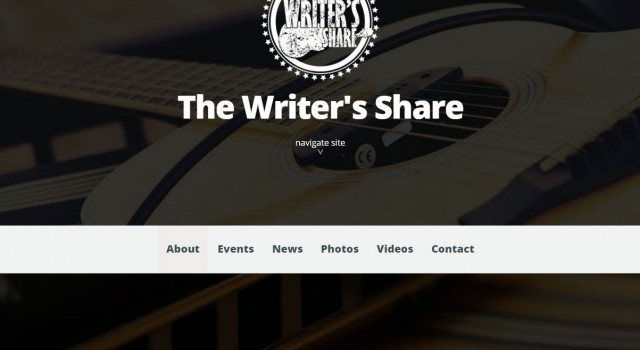The Writers Share