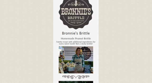 Bronnie's Brittle