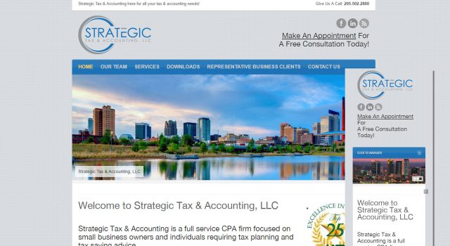 Strategic Tax & Accounting